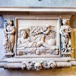 SAINT MIHIEL : PAMOISON DE LA VIERGE ET SEPULTRE DE LIGIER RICHIER